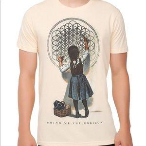 Bring me the horizon sempiternal logo shirt